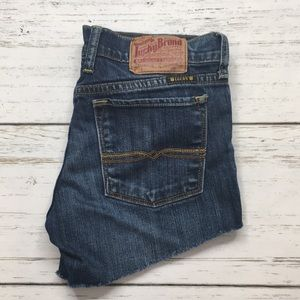 Lucky Brand Cuttoff Shorts